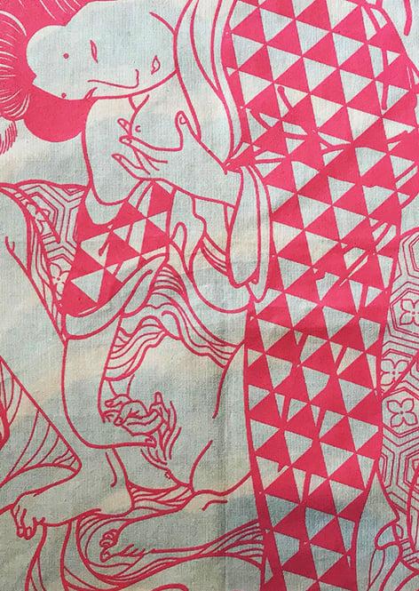 Image of Shunga T-Towel