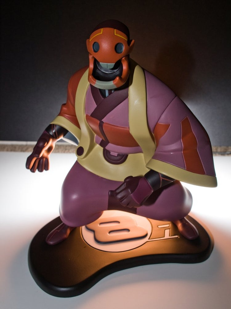 Image of Kuta (color) Collectible Vinyl Toy