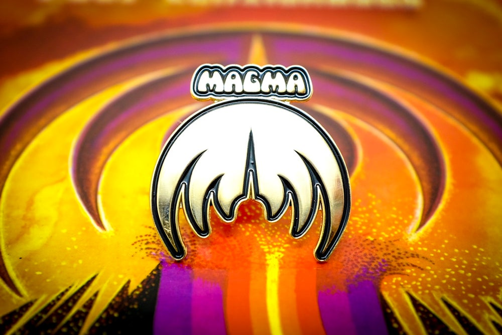 Image of Magma - Logo Enamel Pin