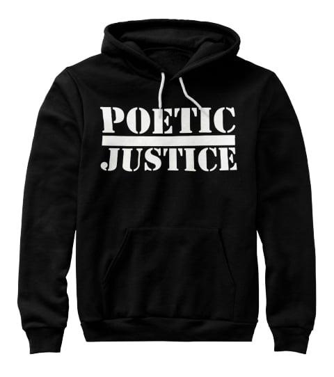 Image of Poetic Justice Hoodie
