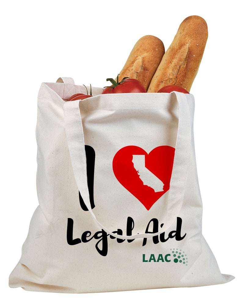 Image of LAAC Tote Bag