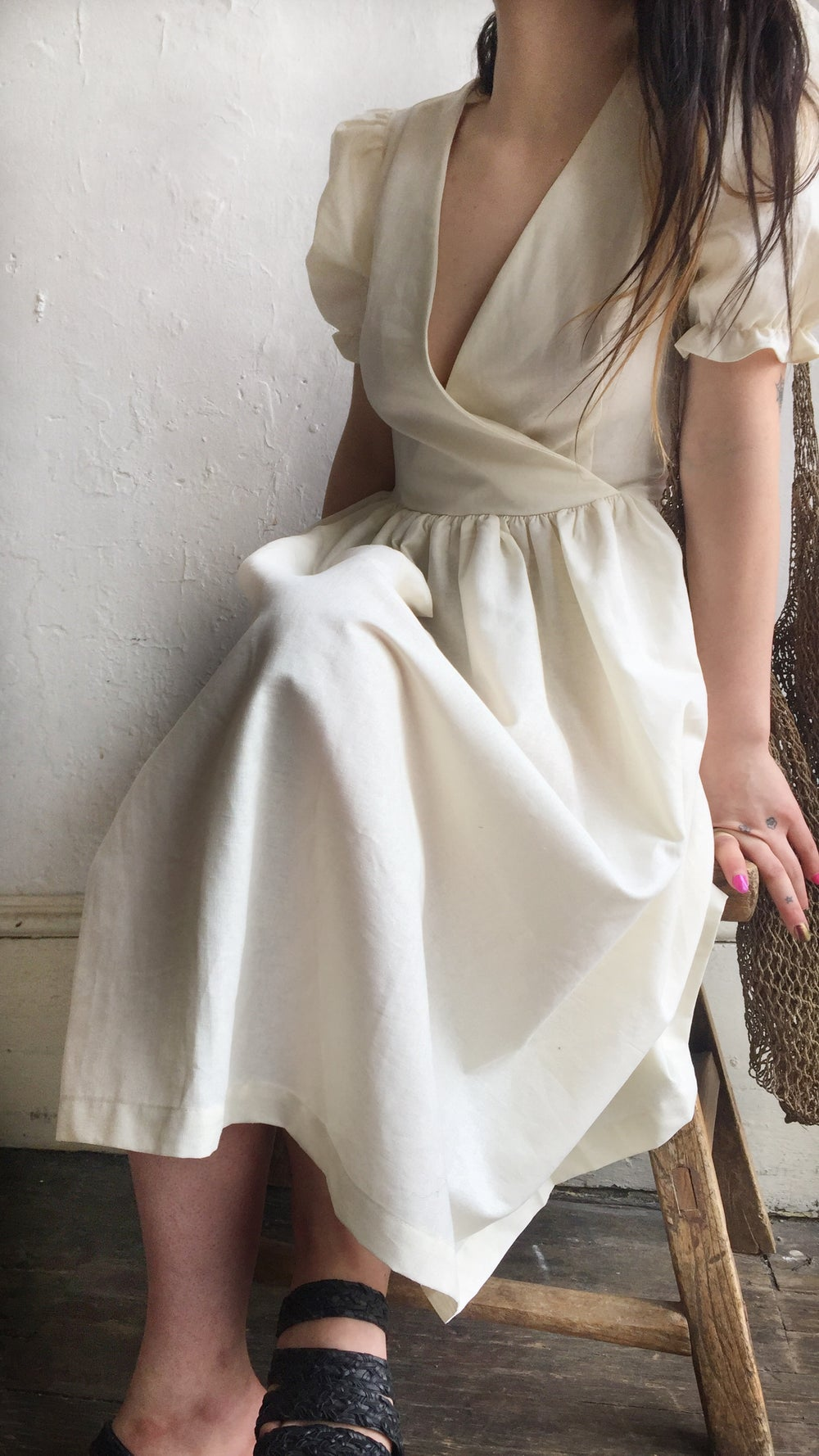 Image of Lisa Says Gah Topanga Midi Dress