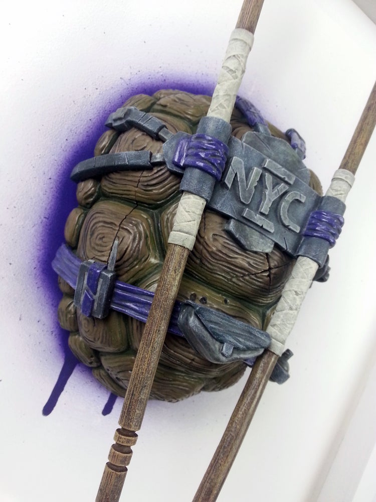 Image of Teenage Mutant Ninja Turtles - Donatello -