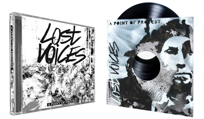 """Image of """"Lost Voices"""" EP"""