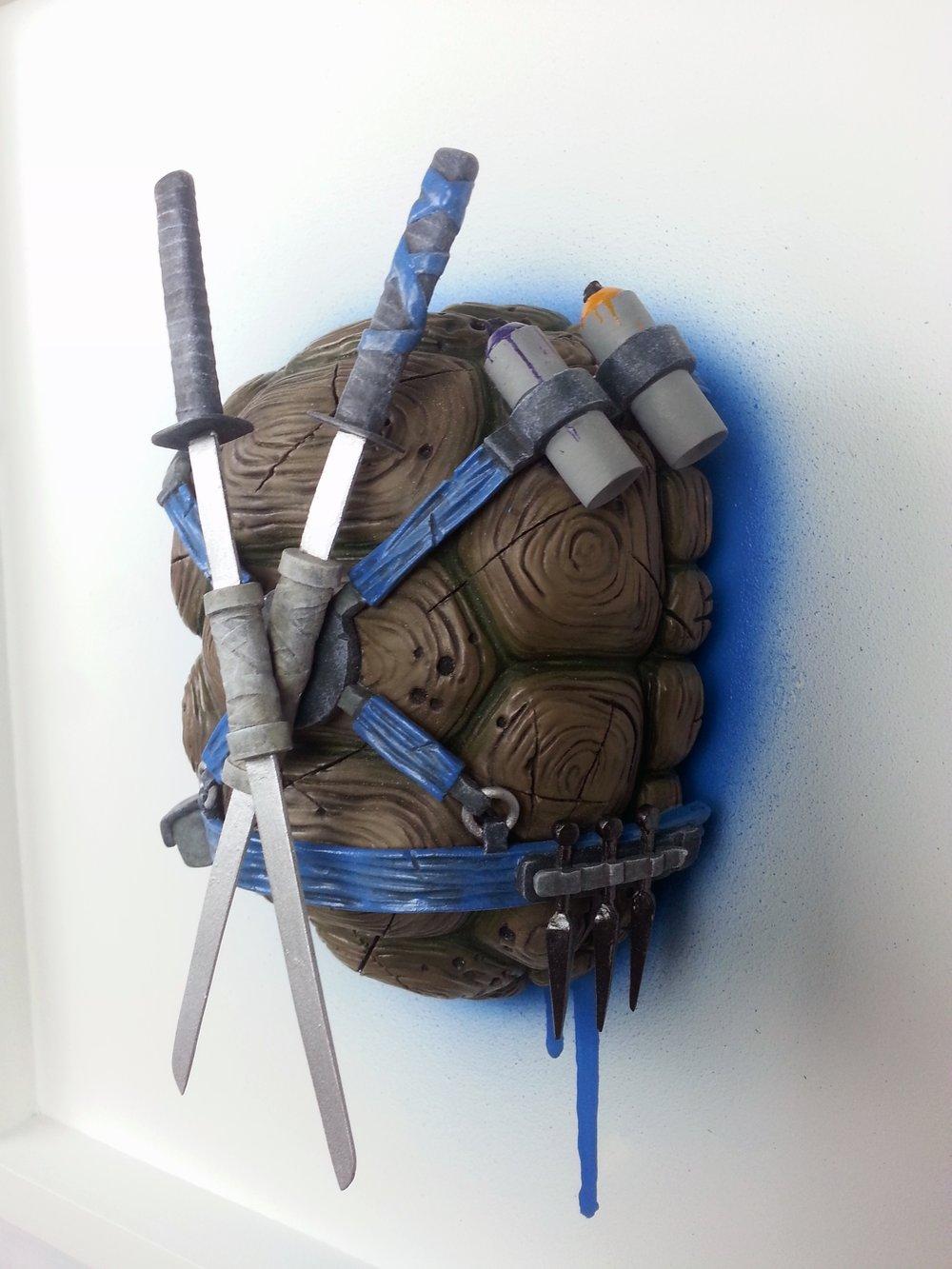 Teenage Mutant Ninja Turtles - Leonardo -