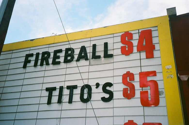 "Image of ""Fireball Tito's"" Photo Print"