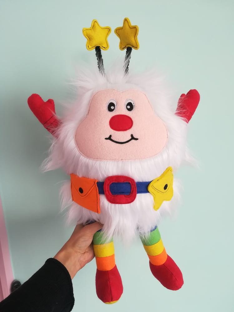Image of Twink. Rainbow Brite Sprite plushie