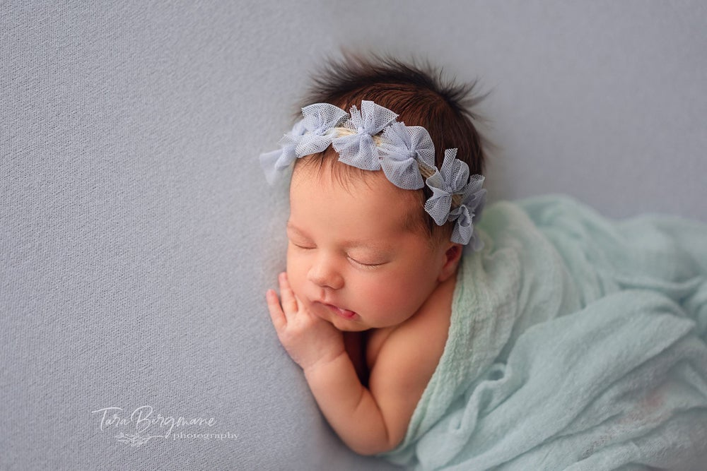 Image of Tulle bows headband