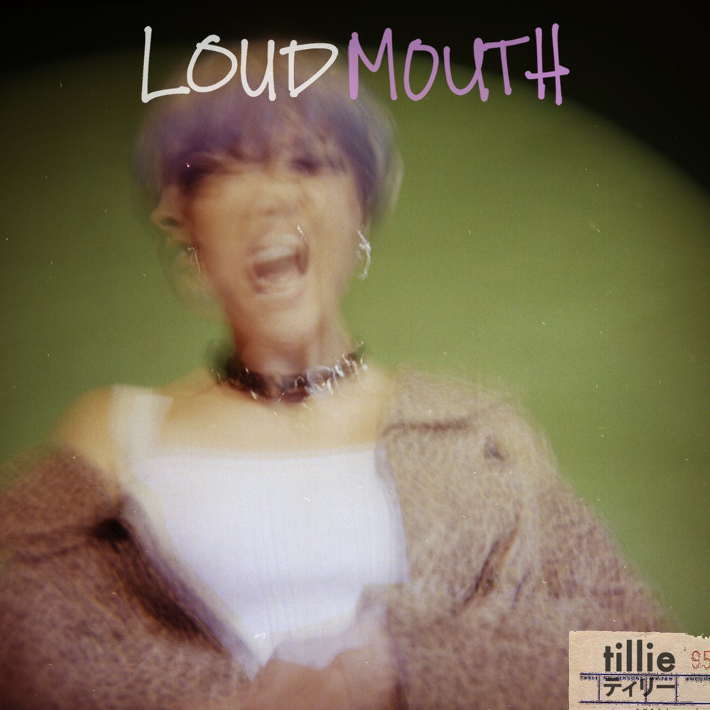 Image of loud mouth ep - CD