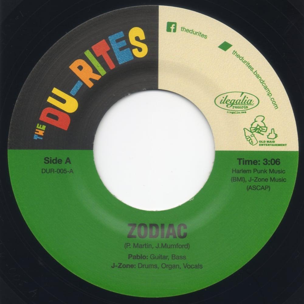 """Image of Zodiac / Monster - 7"""" Vinyl"""