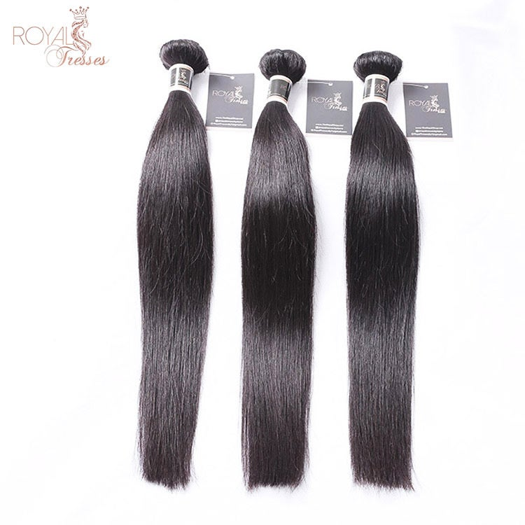 Image of Silky Straight Extensions