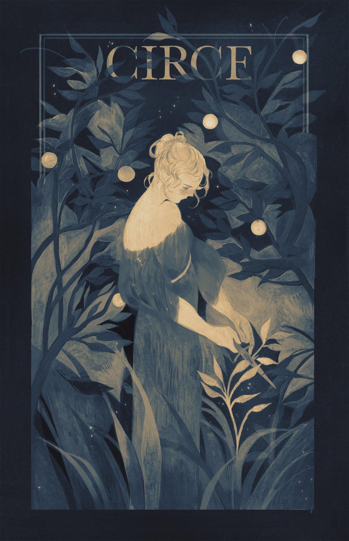 Image of The Goddess Circe