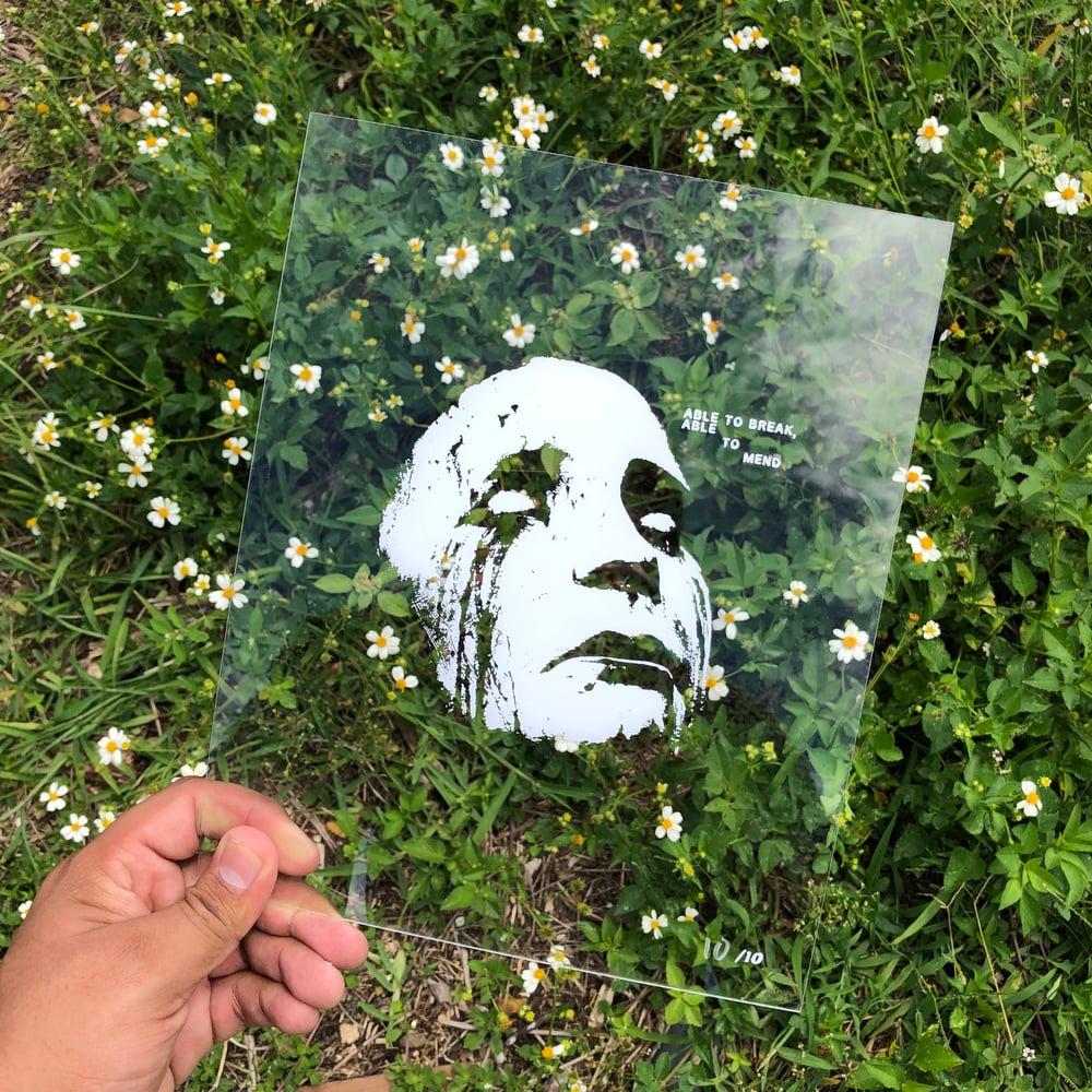 "Image of ""Able"" Plexiglass Print"