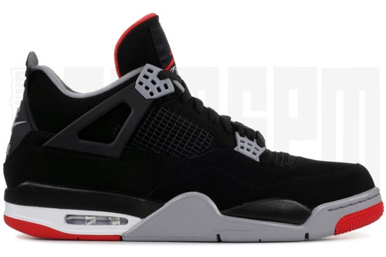 "Image of Nike AIR JORDAN 4 RETRO ""BLACK CEMENT 2019"""