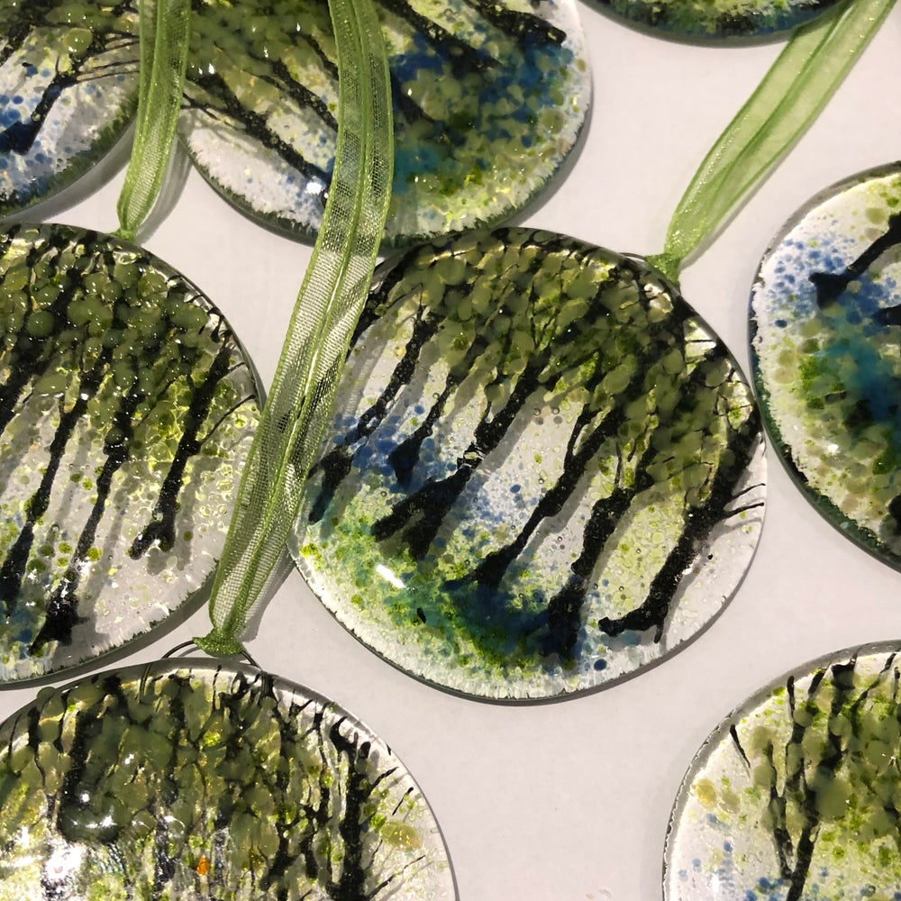 Image of Bluebell wood sun catchers