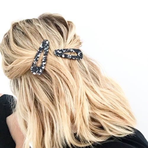 Image of Traditional Statement Hair Clips