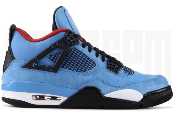 "Image of Nike AIR JORDAN 4 RETRO ""CACTUS JACK"""