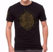 Image of Xenosis Black T-shirt