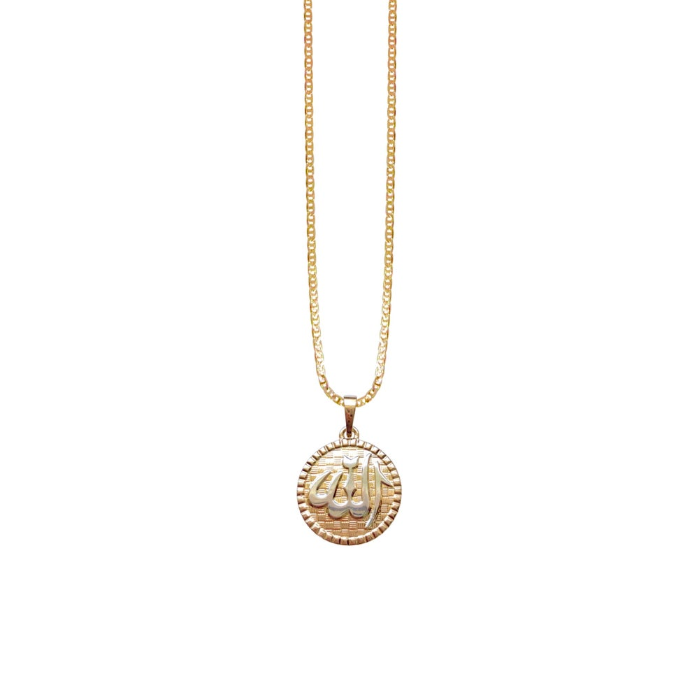 Image of Allah II Necklace