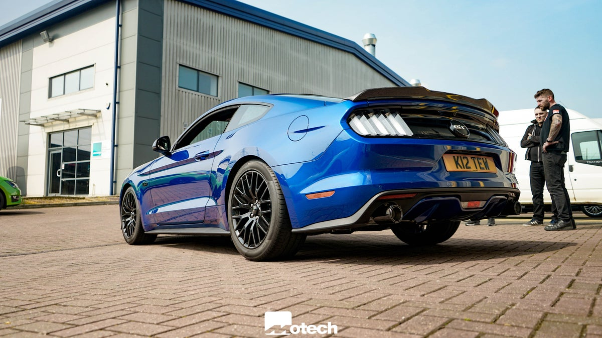 Image of Ford Mustang 5.0 GT V8 /c2.3 Eco-Boost Remus Exhaust