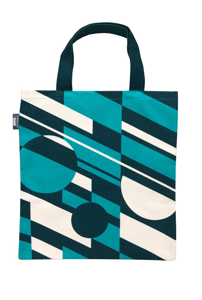 Image of P.L.U.T.O. Tote Bag - Lido