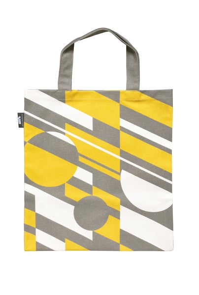 Image of P.L.U.T.O. Tote Bag - Mustard