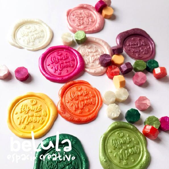 Image of Minilacre de colores (nuevos): octógono 25 unidades