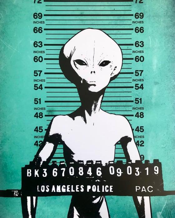 Image of Zeta Reticuli: Convicted (Edition of 30)