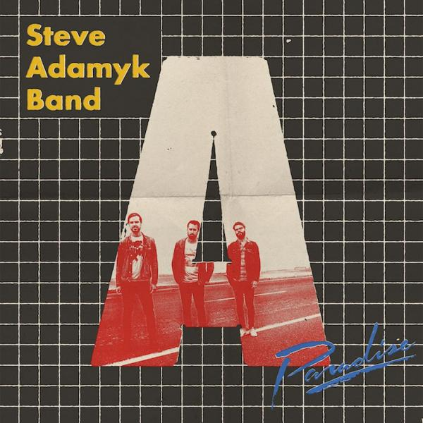 Image of Steve Adamyk Band - Paradise CD