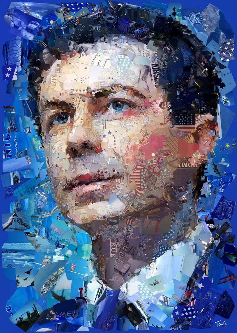 Image of Pete Buttigieg: Eyes fixed forward