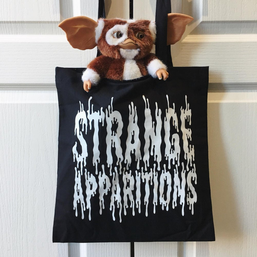 Image of Strange Apparitions Tote Bag