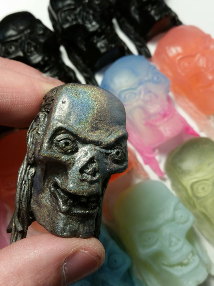 Image of Crypt Keeper Face Magnets