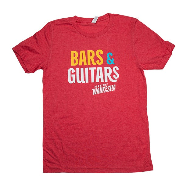 Image of Bars & Guitars T-Shirt