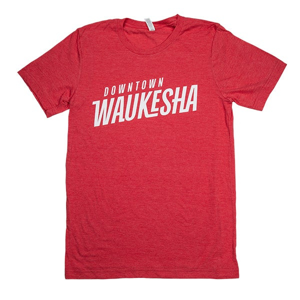 Image of Downtown Waukesha T-Shirt