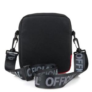 Official Hip Utility - Black Haze Bag