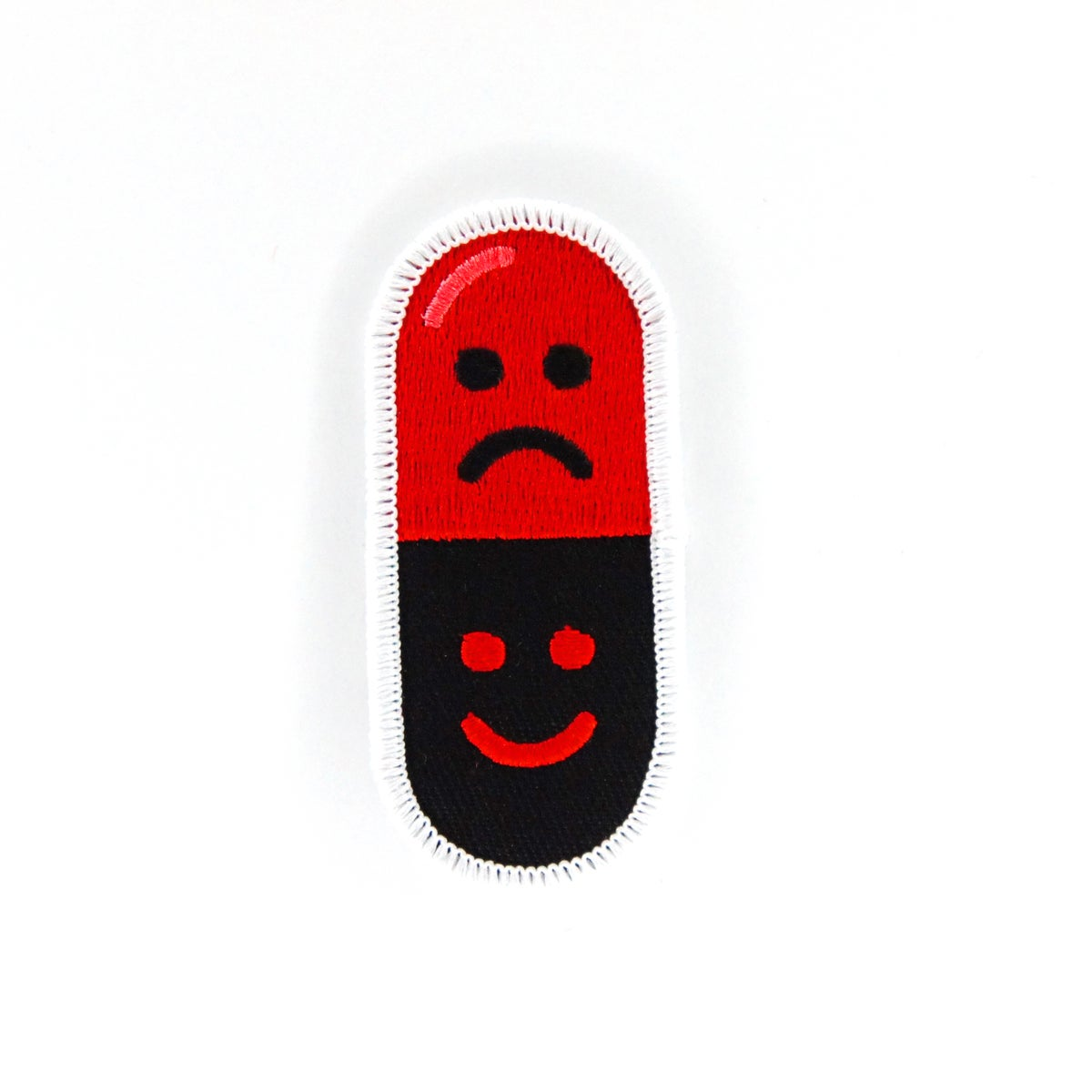 Mood Swing Pill Iron-On Patch
