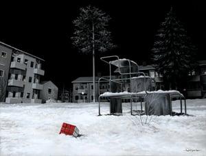 "Image of ""Blackeberg"" - 24"" x 18"" limited edition giclee"