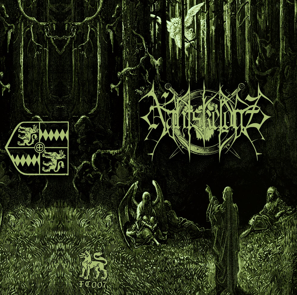 Image of Nahtskelduz -  Languished Forest Necromancy Augments My Empire (MC)