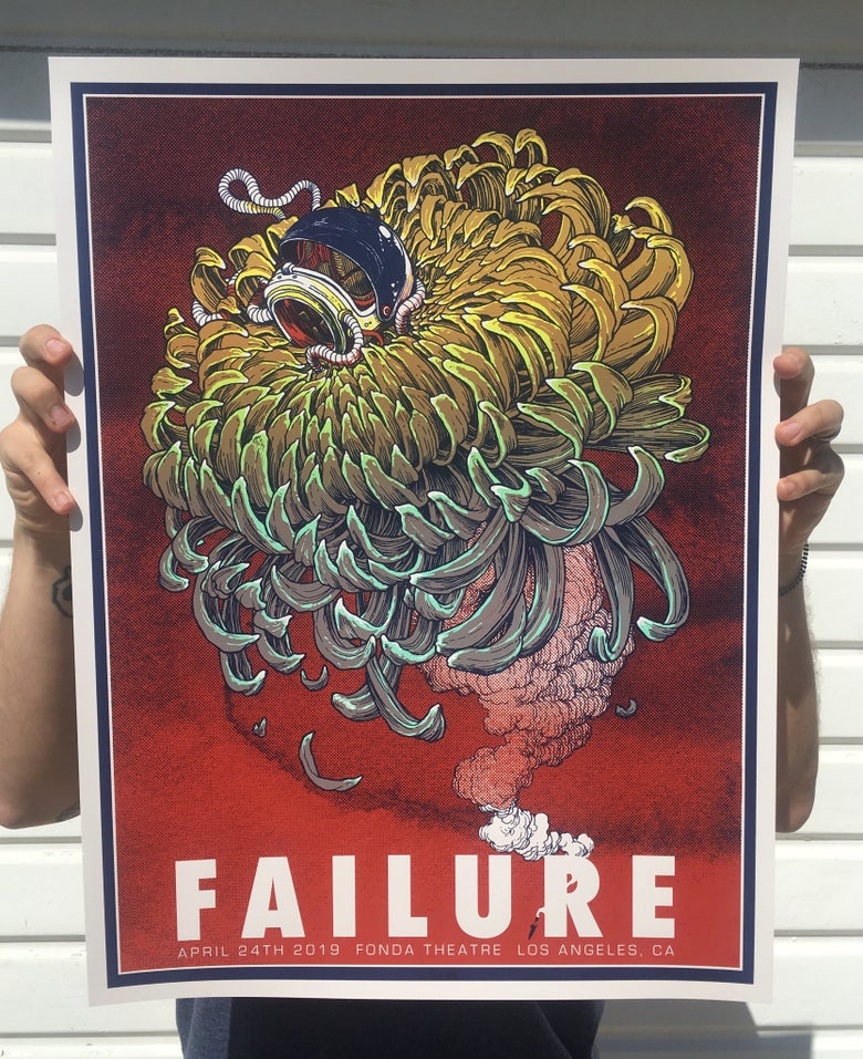 Image of Failure - Los Angeles - 4.24.19