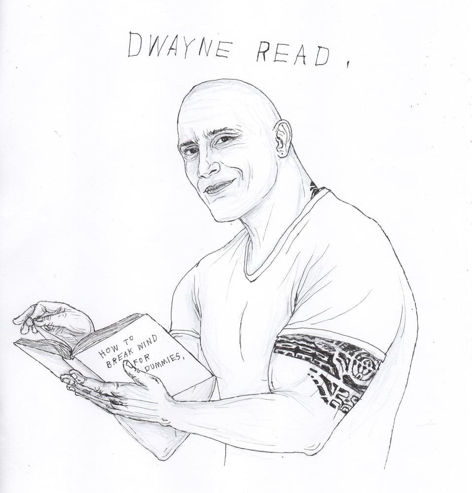 Image of dwayne read
