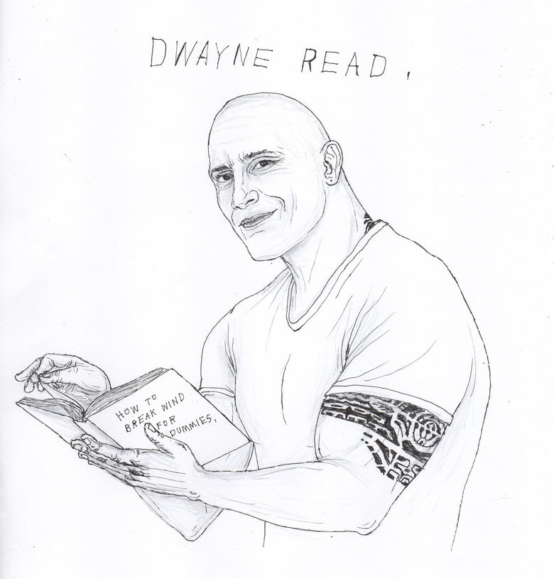 Image of dwayne read