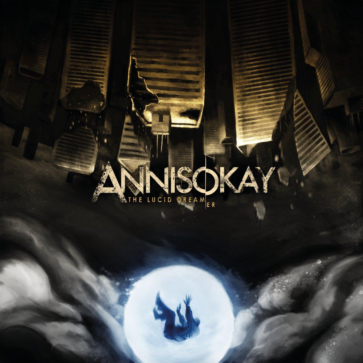 """Image of Annisokay """"The Lucid Dream[er]"""" CD"""