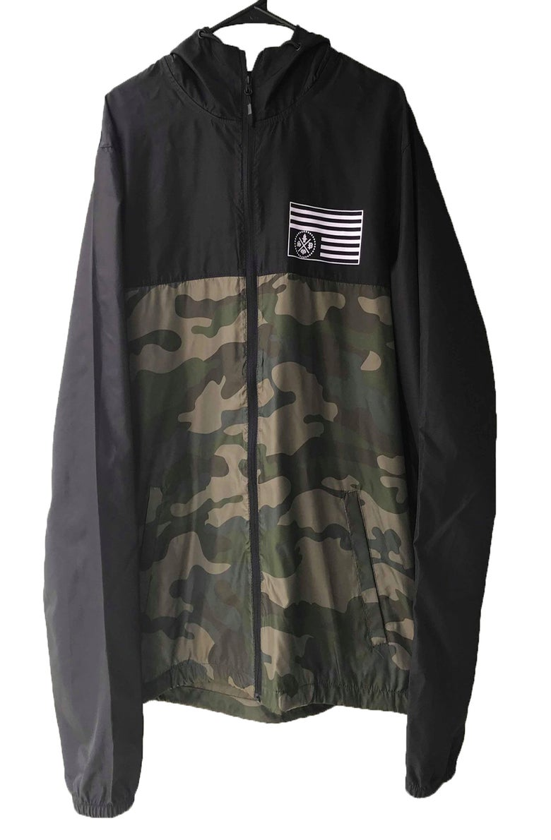Image of Discontent Windbreaker