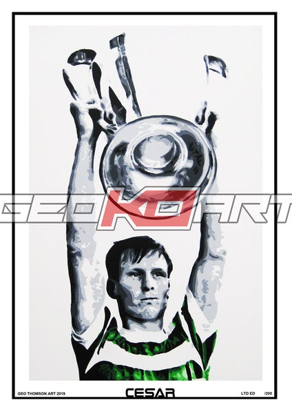 Image of BILLY MCNEILL CELTIC - CESAR