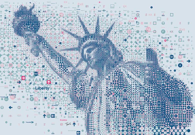Image of Liberty blue