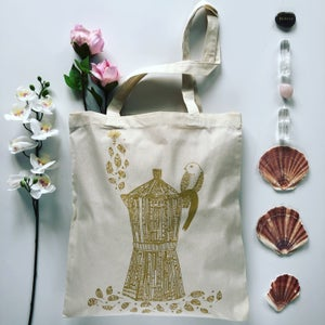 Image of Tote Bag *Coffee Lover*