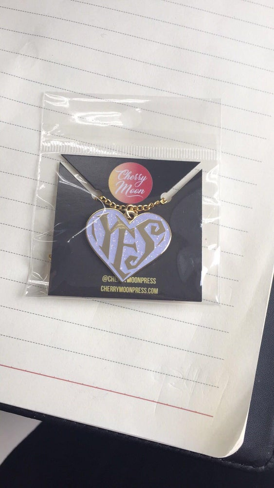 Image of YES NECKLACE