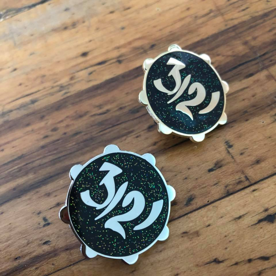 Image of 3121 TAMBOURINE PIN