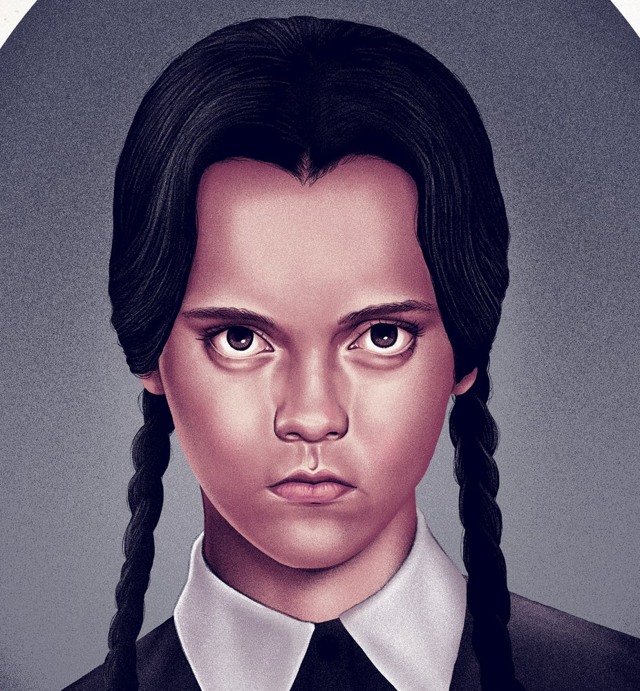 Image of *Pre-Order* Addams Family Portraits