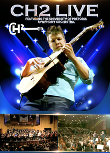 Image of CH2 Live with the UPSO Orchestra (DVD)